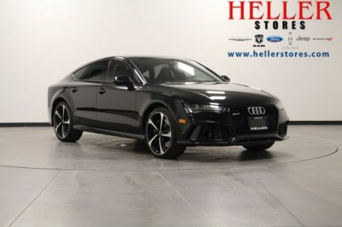 Pre-Owned 2017 Audi RS 7 4.0T Prestige